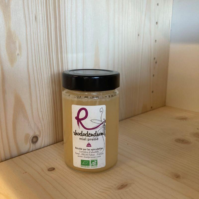 Miel pressé de BRUYERES BIO - 250 g