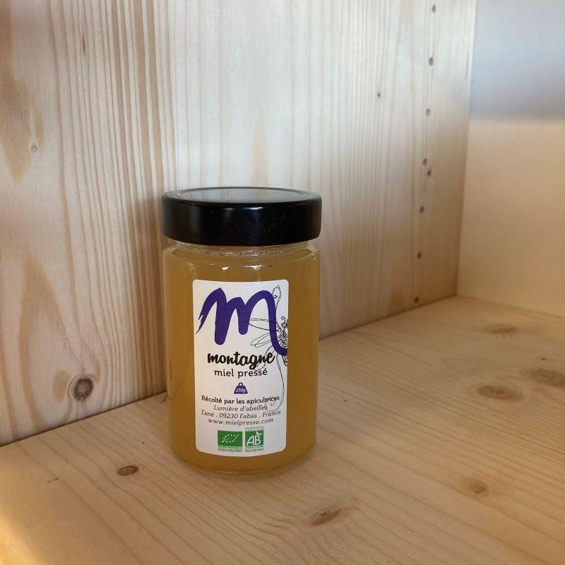 Miel pressé de MONTAGNE BIO - 250 g